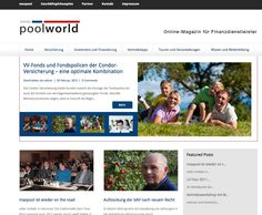 client: maxpool Online Magazine, Further Education, Tours, Finance, Knowledge, Projects, Tips