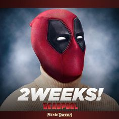Are you ready? Deadpool comes to Movie Tavern February Deadpool Movie, Upcoming Films, New Movies, February, Superhero, Photo And Video, Fictional Characters, Fantasy Characters