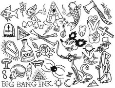Ominous ink: Five tattoo shops offering $31 tattoos on Halloween...