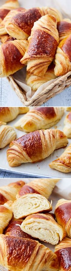 Tartine croissant recipe. These homemade croissants are one of the best…