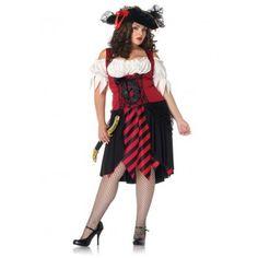 Disfraz de Pirata  (Talla Grande)