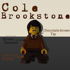 No like seriously is his last name officially BROOKSTONE? I NEED TO KNOW. OR HAVE CONFIRMATION. WIKI IS NOT CONFIRMATION.