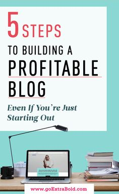 There's a hard way and an easy (or, at least easier) way to build a profitable blog. Here's the exact 5-part strategy that took me to $11,000 per month and beyond. It works even if you're just starting out. | #startablog #profitableblog #makemoneyblogging | How to start a blog, How to make money blogging, How to create a blog, Blogging in 2019