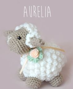 Amigurumi Lamb - FREE Crochet Pattern