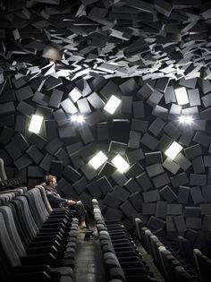 Exploded Cinema by One Plus Partnership - News - Frameweb