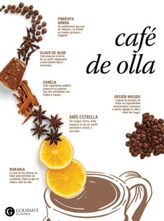 6 mistakes in making coffee that you should avoid Gourmet de México Tea Recipes, Coffee Recipes, Mexican Food Recipes, Cooking Recipes, Healthy Recipes, Mexican Coffee Recipe, Mexican Drinks, Recipies, How To Make Coffee