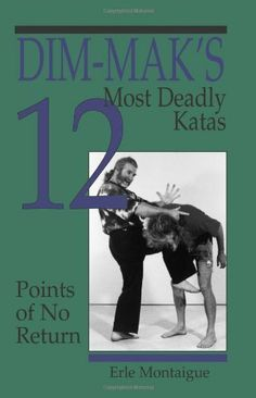 """""""She took up martial arts, and despite quickly mastering the deadly skill of dim mak, she still felt at risk everywhere she went."""" 