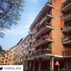 """""""Prospettive e balconi autunnali a Torino"""" Torino raccontata da cristina_ska per #inTO"""