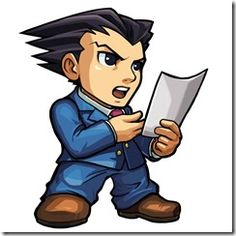 Street Fighter X All Capcom - Phoenix Wright (Ace Attorney)