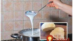 Môj prvý domáci syr z mlieka a kyslej smotany: Naučte sa tento perfektný recept a bude u vás na stole každý jeden deň, je fantastický! Syr, Milk, Cheese, Kitchen, Cooking, Kitchens, Cuisine, Cucina