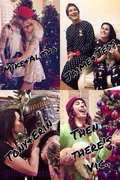 Aw poor Vic :)