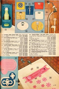 Livin' the Dream with Green Stamps: A 1975 Catalog - Flashbak Vintage Advertisements, Vintage Ads, Bath Scale, Stamp Catalogue, Stamps, Kids Rugs, Green, 1970s, Coupons