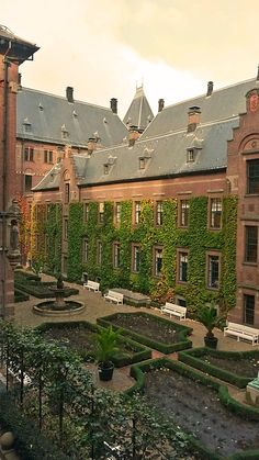 Rotterdam, Stadhuis, Holland
