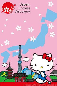Hello Kitty #HelloKitty #Japan I discovered Hello Kitty in Japan in 1982 :)