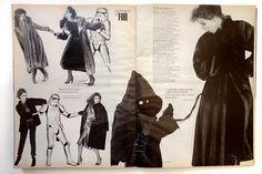 Star Wars Vogue 1977 by warymeyers blog, via Flickr