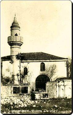 Dülgerzade Camii Fatih 1910