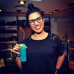 Blue food colouring went ti her head #diesel #dieselfno #fno #vfno #portugal #lisbon