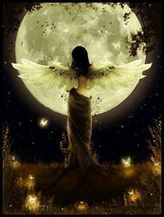An angel is someone who helps you believe in miracles again ...