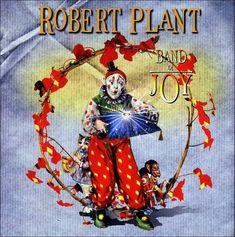 Robert Plant - Band of Joy (CD)