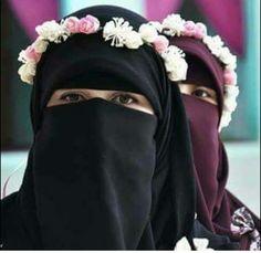 Arab Girls Hijab, Muslim Girls, Muslim Women, Hijab Niqab, Muslim Hijab, Hijabi Girl, Girl Hijab, Hijab Evening Dress, Girly Pictures
