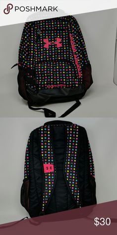 1517c5d33610 Under ArmourStormMulti Colored Polka Dot Backpack Storm Under Armour  Backpack