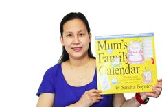 """The Mum's Family calendar is visually very easy to use and read. The calendar comes with a handy magnetic phone chart where you can record all important phone numbers and attach to the fridge. It also comes with stickers for reminders such as Dr's appointments and holidays."" – Ay Giok Khoe, Administration Manager  Get the super calendar for super mums today!"