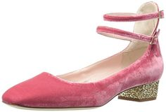 kate spade new york Womens Marcellina Mary Jane Flat Antique Rose 9 M US *** Read more reviews of the product by visiting the link on the image. Note:It is Affiliate Link to Amazon.