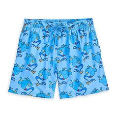 a381eb5086 Genie Swim Trunks for Men - Aladdin - Oh My Disney