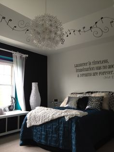 Modern bedrooms for teenagers girl room color ideas bedroom teen room decor modern bedroom for teen . Living Room Ideas 2019, Living Room Grey, Home Decor Bedroom, Diy Room Decor, Bedroom Ideas, Room Decorations, Bedroom Wall, Master Bedroom, Wall Decor