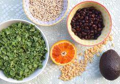 Skinny Six: Quinoa-boerenkoolsalade