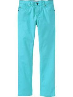 What? Colored jeans for baby? Yes! Pop-Color Jeans for Baby | Old ...