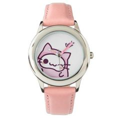 #pretty - #Bae bae cats watches