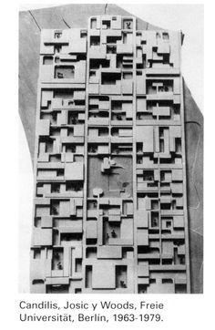 arquitectura + historia: El Híbrido Alfombra, Infraestructura y Movilidad