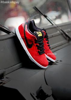 "#Nike SB Dunk Low ""Firecracker"""