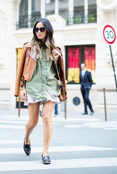 11 Awesome Fall Outfits to Inspire You This Season via @WhoWhatWear