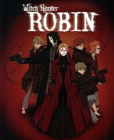 Witch hunter Robin english dubbed audiotracks