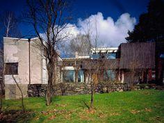 The Aalto House, Alvar Aalto, 1936, Finland