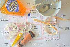Matériels DIY Saint Valentin tickets à gratter by le blog de marie-louise