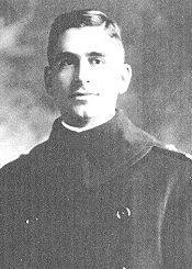 Lieutenant Edouard Izac, USN - When his ship was sunk and he was captured and taken prisoner aboard a German sub, he spied and learned of German submarine movements. He then escaped intentionally drawing fire to help others escape. His escape ended with his swimming across the Rhine to rejoin friendly troops. May 21, 1918
