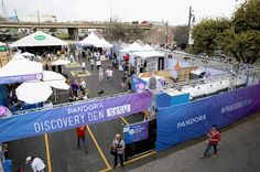 Pandora's Discovery Den At SXSW Closes Out