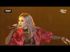CL - '나쁜 기집애' + 'HELLO BITCHES' & 2NE1 - 'FIRE' + '내가 제일 잘 나가' in 2015 MAMA - YouTube