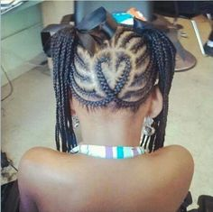 hairstyle for kids - Looking for Hair Extensions to refresh your hair look instantly? focus on offering premium quality remy clip in hair. Natural Hairstyles For Kids, Kids Braided Hairstyles, Natural Hair Styles For Black Women, Hairstyles For Children, Black Little Girl Hairstyles, Baby Girl Hairstyles, Little Girl Braids, Braids For Kids, Black Little Girls
