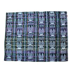 "Jaspe (called ikat in English), in Spanish meaning speckled or mottled, is a popular Guatemalan weaving technique, which puts the ""white"" into the fabric. Men,"