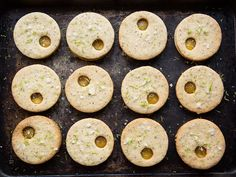 New York's best cookie comes from a hidden tea shop with an amazing secret menu. SPICY PINEAPPLE LINZER COOKIES: Pineapple-rosemary jam, fermented chile paste, and plenty of lime—not your typical cookie.