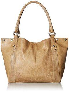 d1fd166f6f8 FRYE Melissa Shoulder Leather Handbag Sand #leatherhandbagswithprice  Modetrends, Damesmode, Lederen Handtassen