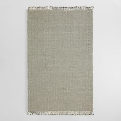 Handcrafted of natural jute with an olive green lattice design and natural fringe, our exclusive area rug features a cotton backing that eliminates Lorraine, Hipster Home Decor, Jute Carpet, Carpet Decor, Rug World, Grid Design, Geometric Rug, Jute Rug, Natural Rug