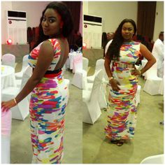 Dress made by me