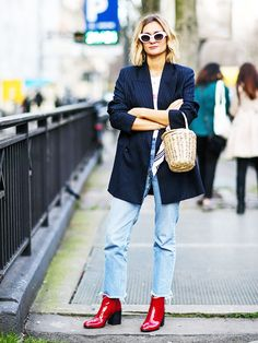10 Items French Girls Prioritise Over Everything Else via @WhoWhatWearUK