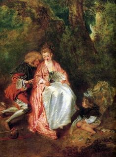Who was Watteau? There are very few documented facts about his life. Are you ready for Watteau and the mysteries of Rococo?