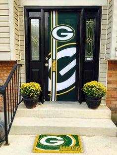 Now that's a front door